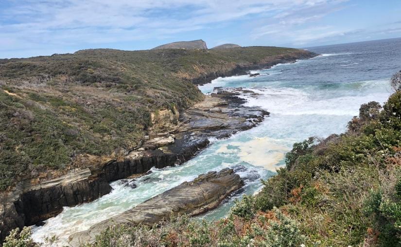 Touring Tasmania